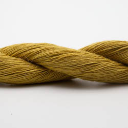 Karen Noe Design Linen Beauty Gelbgold