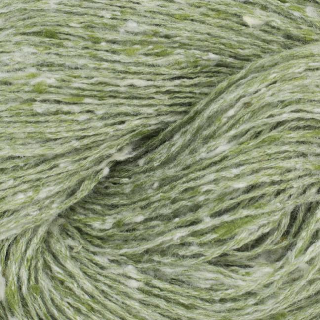BC Garn Tussah Tweed on 800g-cones aqua-mix-medium