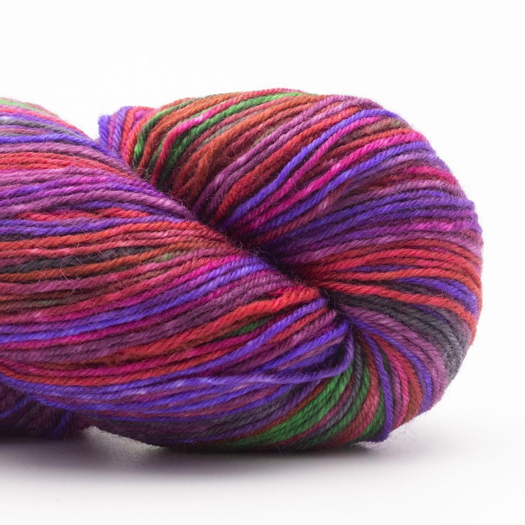 Kremke Soul Wool Lazy Lion Sock Yarn Bunch of Roses