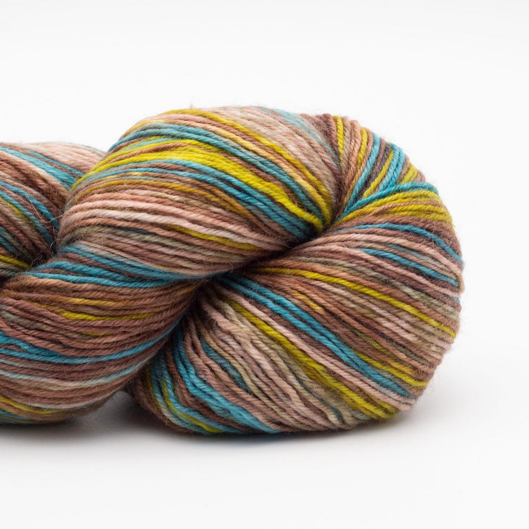 Kremke Soul Wool Lazy Lion Sock Yarn Deep Water