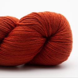 Kremke Soul Wool Lazy Lion Sock Yarn semi solid Rusty Red