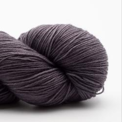 Kremke Soul Wool Lazy Lion Sock Yarn semi solid Steel Grey