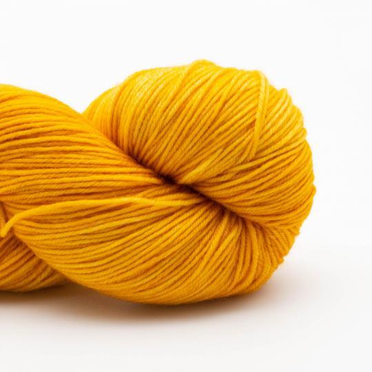 Kremke Soul Wool Lazy Lion Sock Yarn semi solid  Gold