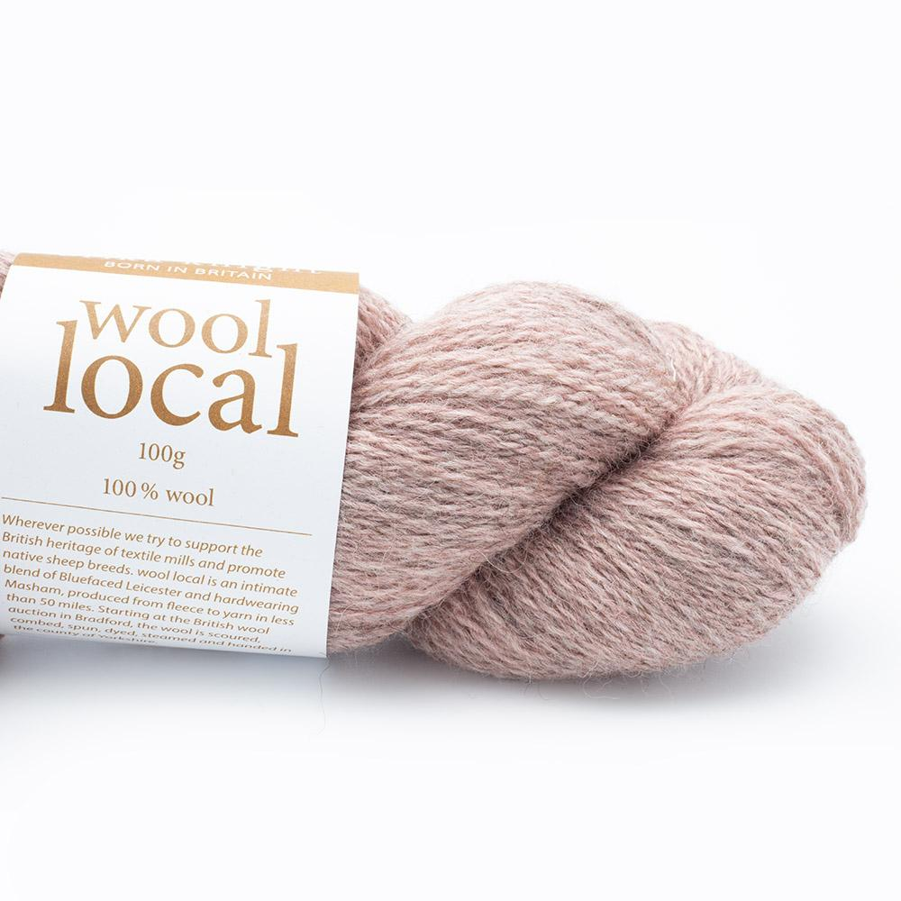Erika Knight Wool Local Rosedale Pale Pink