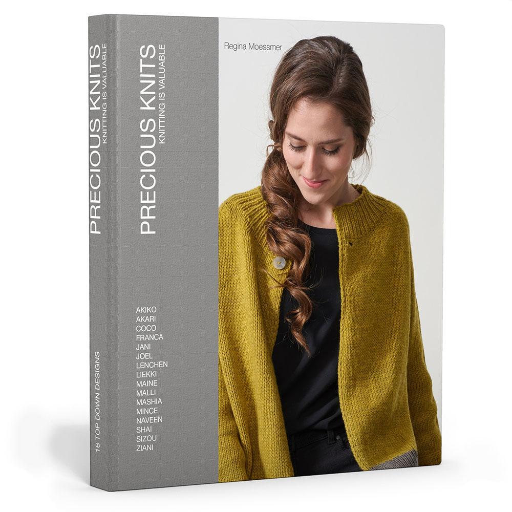 div. Buchverlage Precious Knits by Regina Moessmer Pattern Book