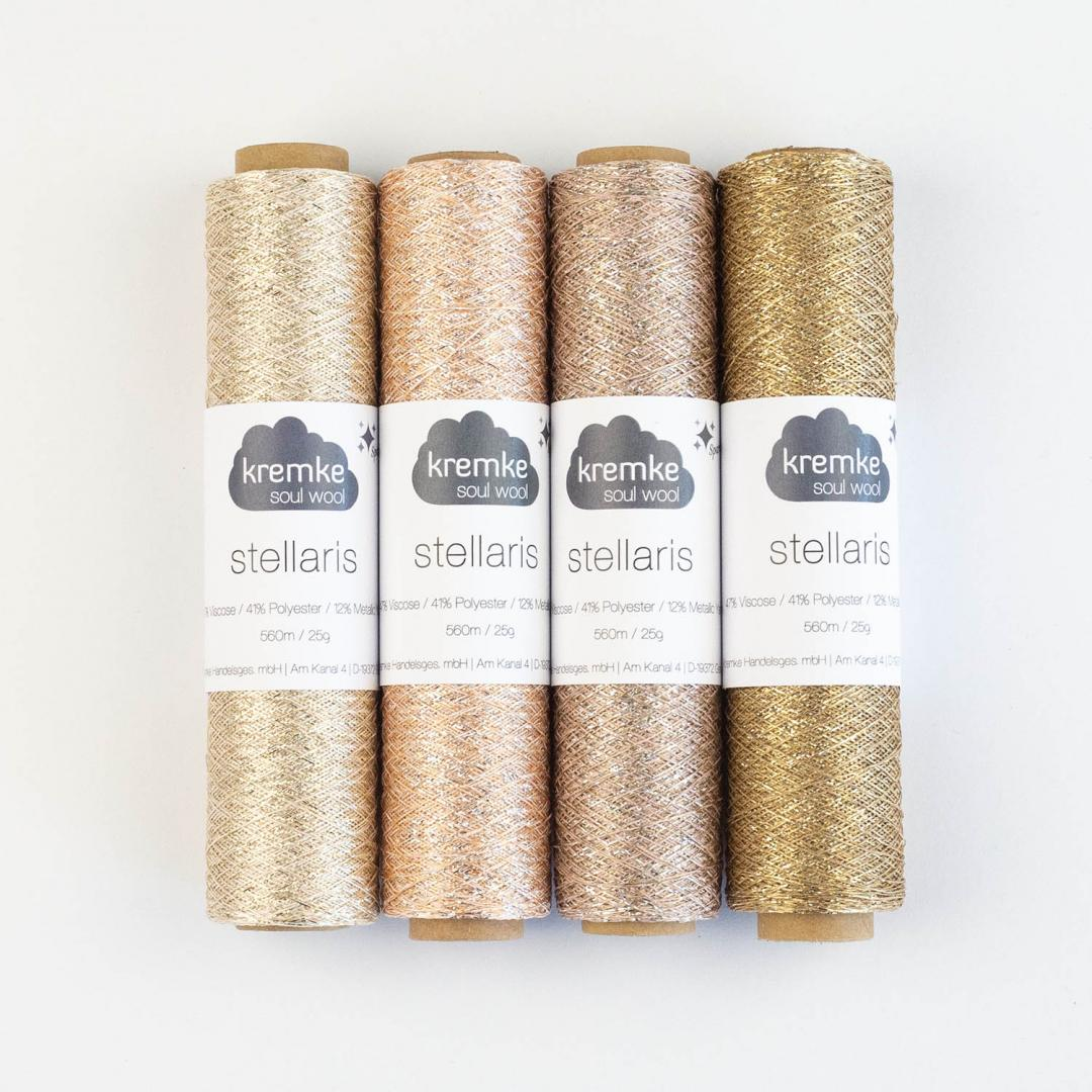 Kremke Soul Wool Stellaris  Pale Gold