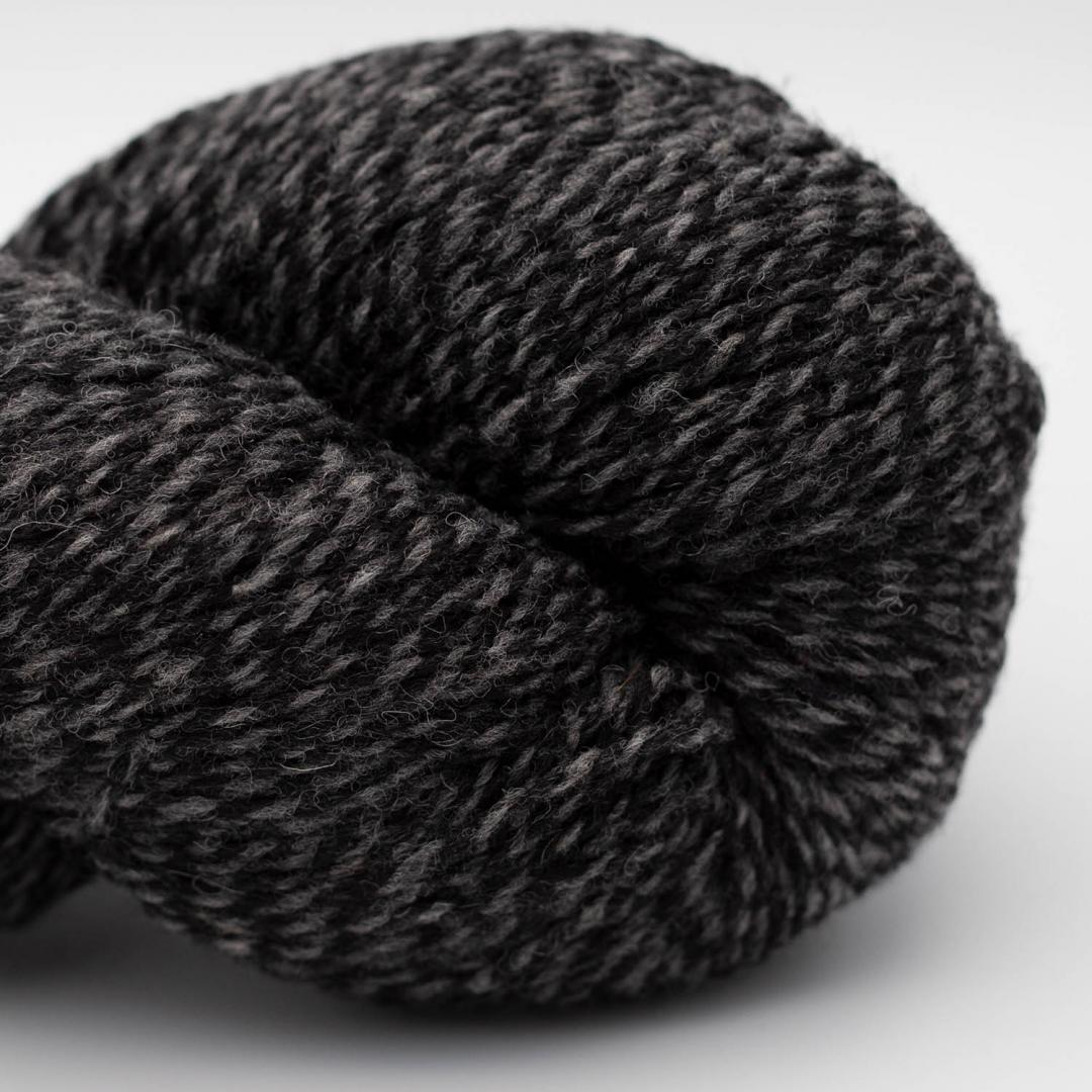 BC Garn Semilla Pura GOTS certified Dark Grey Marled