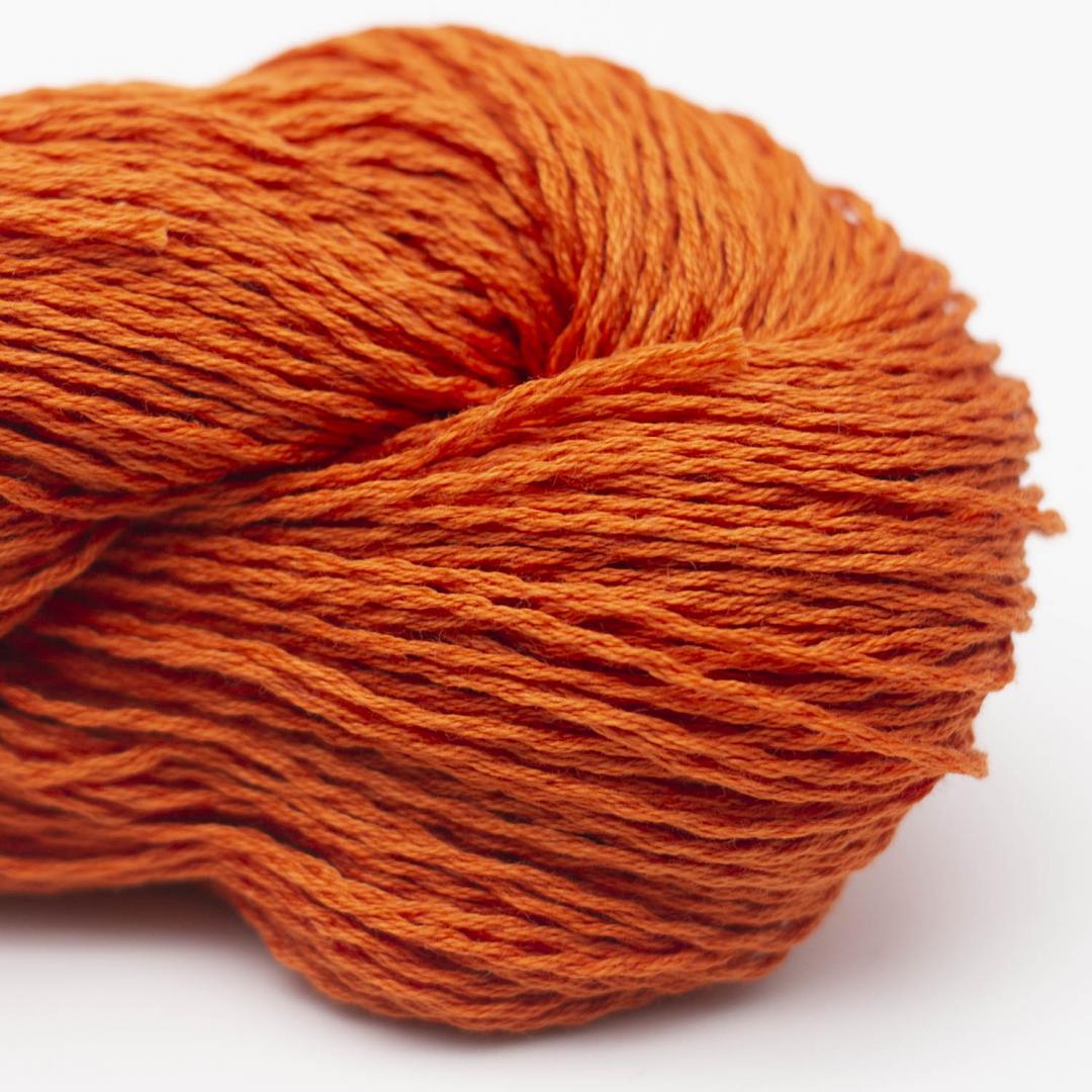 BC Garn Luxor Fino Orange