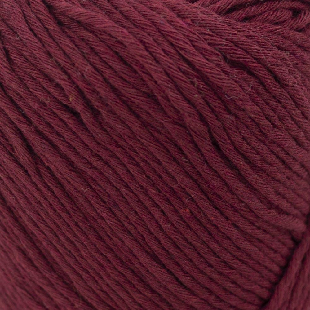 Kremke Soul Wool Karma Cotton recycled Bordeaux