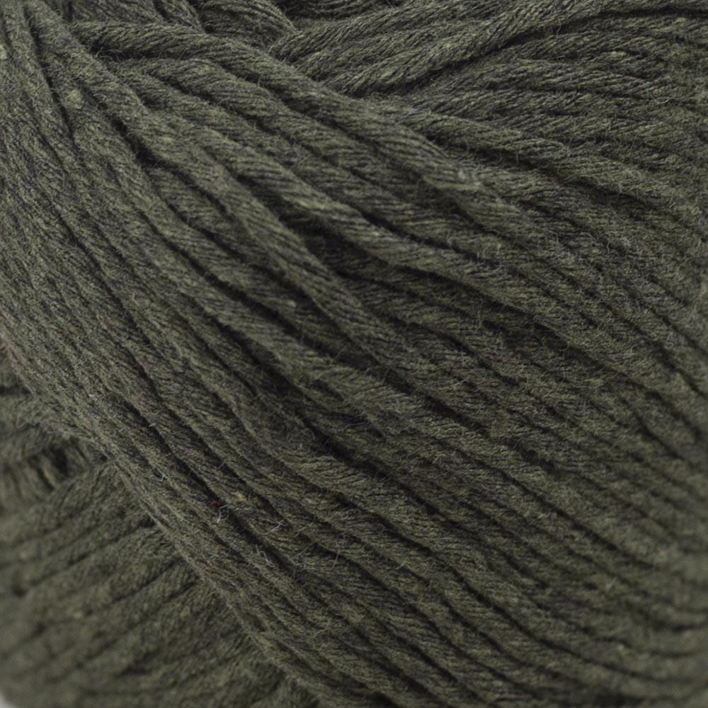 Kremke Soul Wool Karma Cotton recycled Khaki