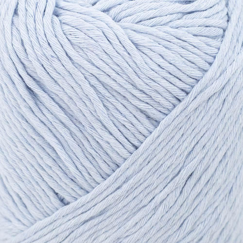 Kremke Soul Wool Karma Cotton recycled Pale Blue
