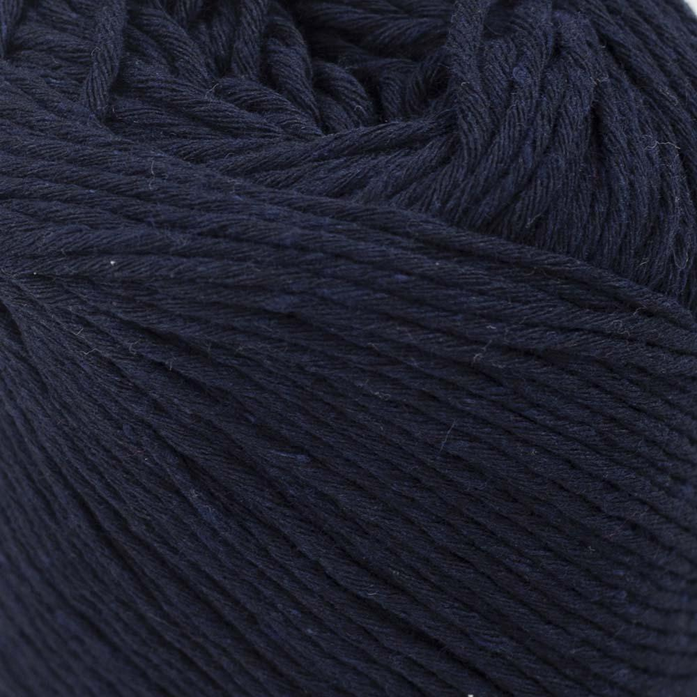 Kremke Soul Wool Karma Cotton recycled Navy