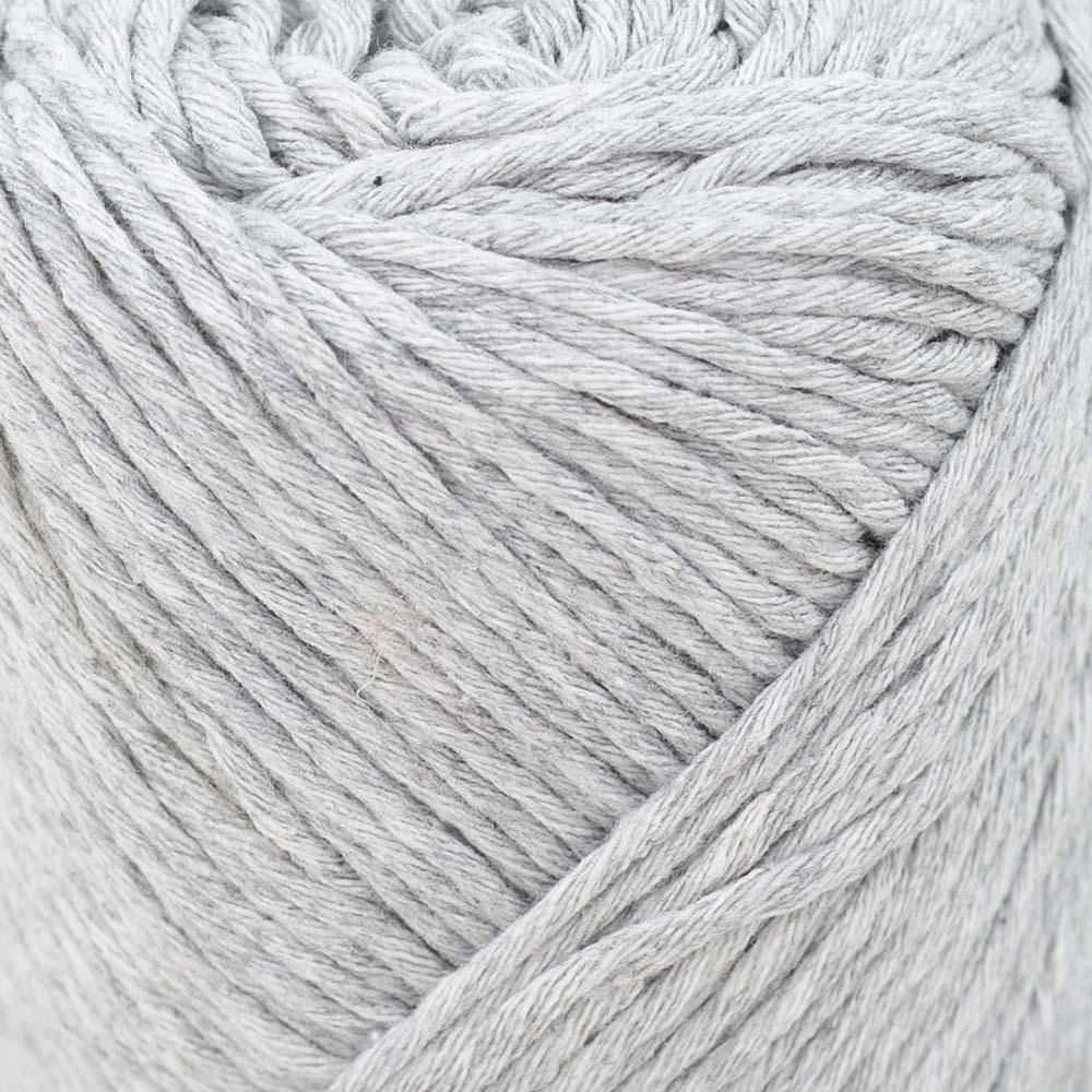 Kremke Soul Wool Karma Cotton recycled Light Grey