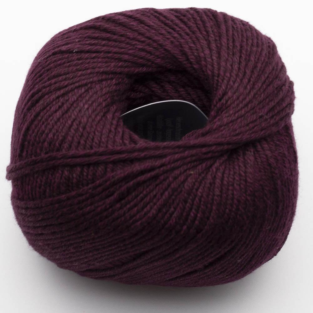 Kremke Soul Wool Morning Salutation vegan Aubergine