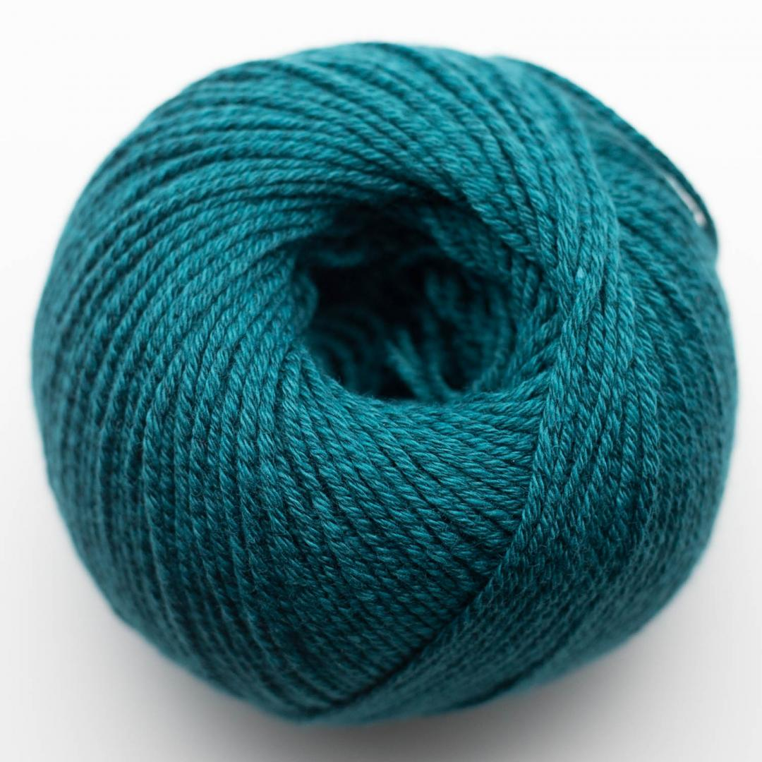 Kremke Soul Wool Morning Salutation vegan Aquamarine