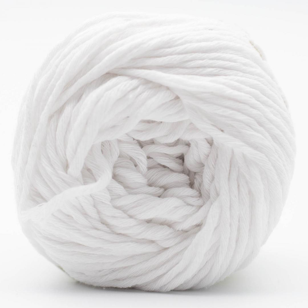 Kremke Soul Wool Karma Cotton recycled White