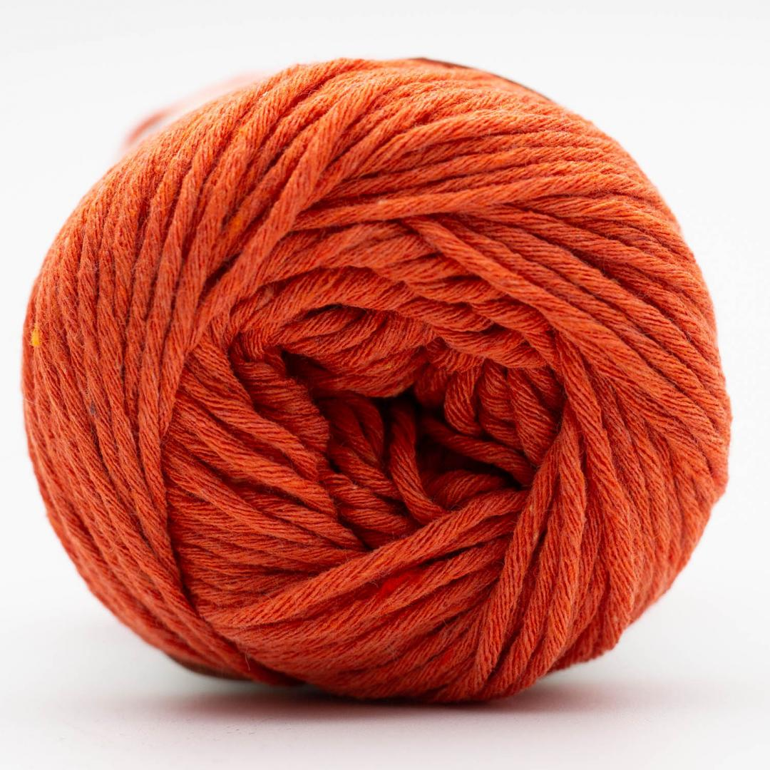 Kremke Soul Wool Karma Cotton recycled Orange