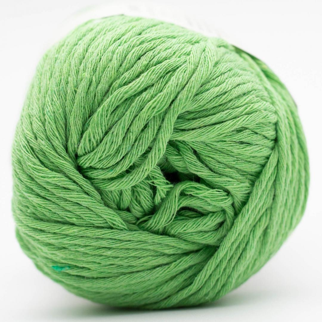 Kremke Soul Wool Karma Cotton recycled Lime