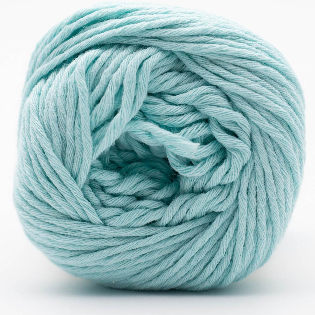 Kremke Soul Wool Karma Cotton recycled Mint