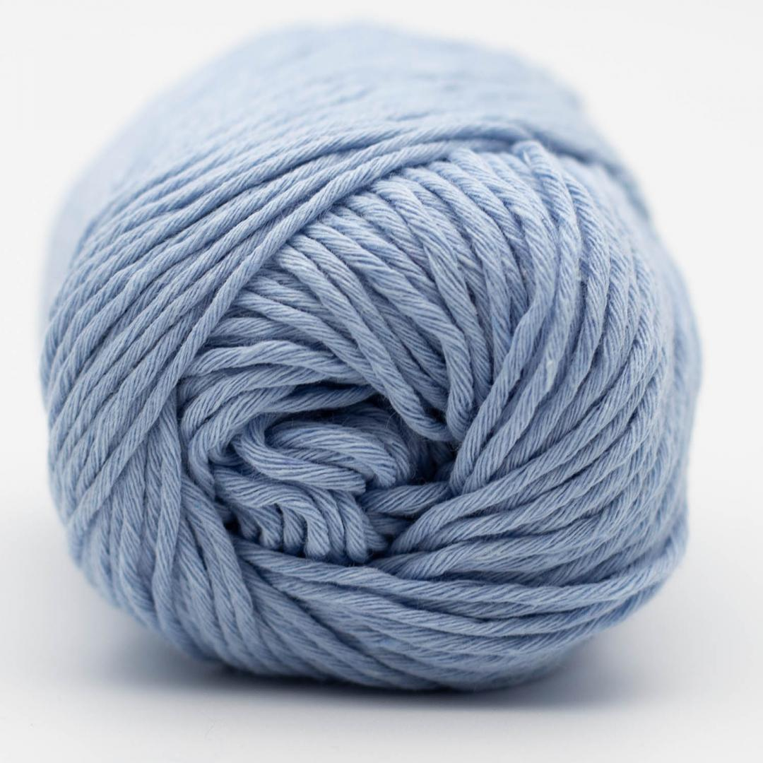 Kremke Soul Wool Karma Cotton recycled Baby Blue
