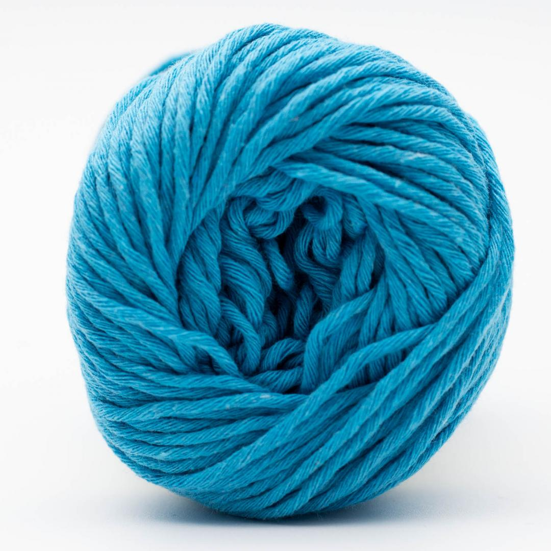 Kremke Soul Wool Karma Cotton recycled Aquamarine