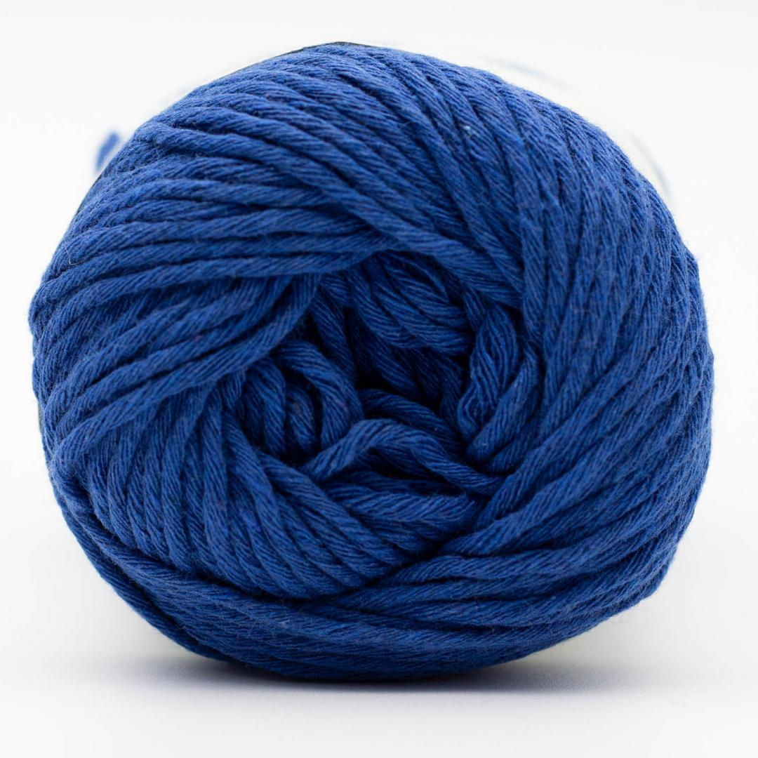Kremke Soul Wool Karma Cotton recycled Royal Blue