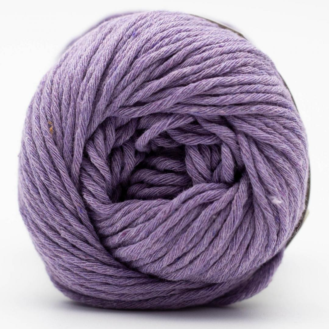 Kremke Soul Wool Karma Cotton recycled Lilac