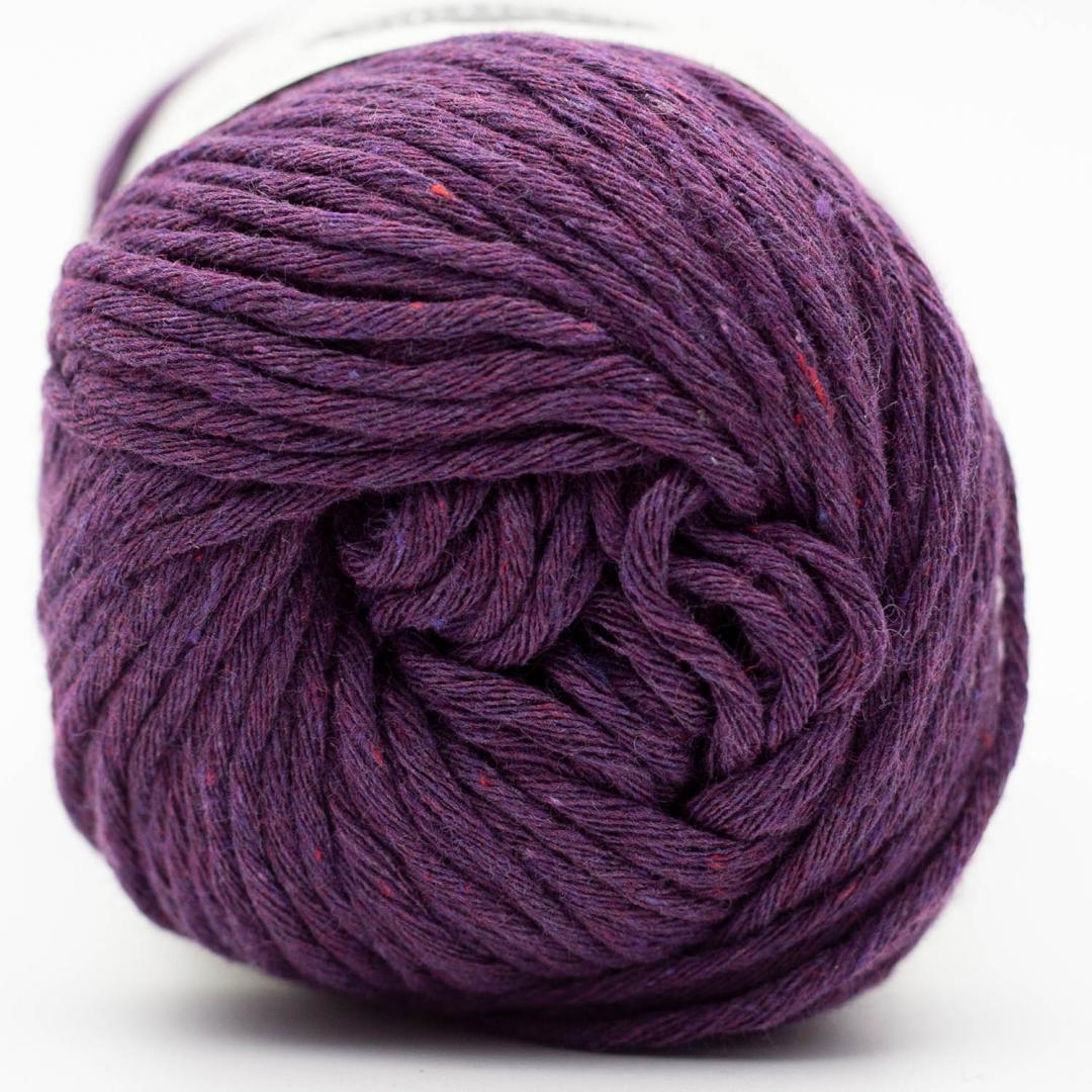 Kremke Soul Wool Karma Cotton recycled Plum
