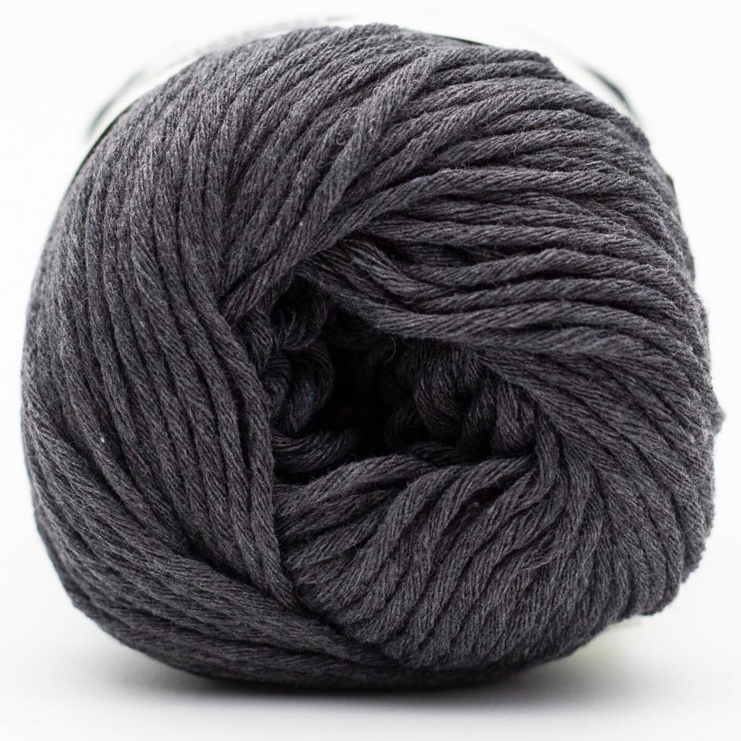Kremke Soul Wool Karma Cotton recycled Anthracite