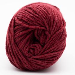 Kremke Soul Wool Karma Cotton recycled Bordeaux