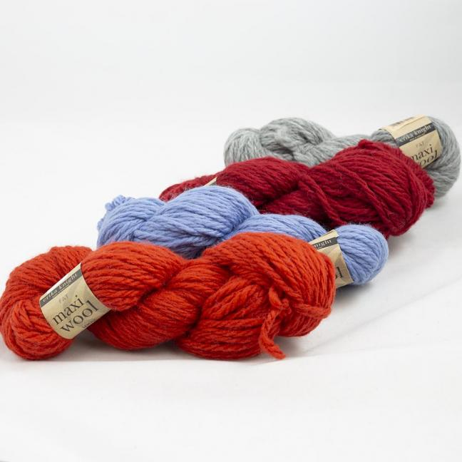 Erika Knight Maxi Wool discontinued colors