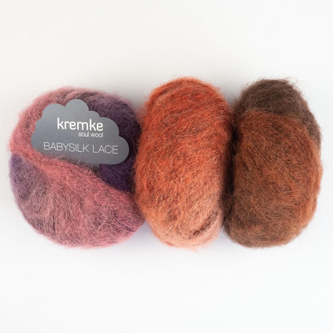 Kremke Soul Wool Baby Silk Lace 25g