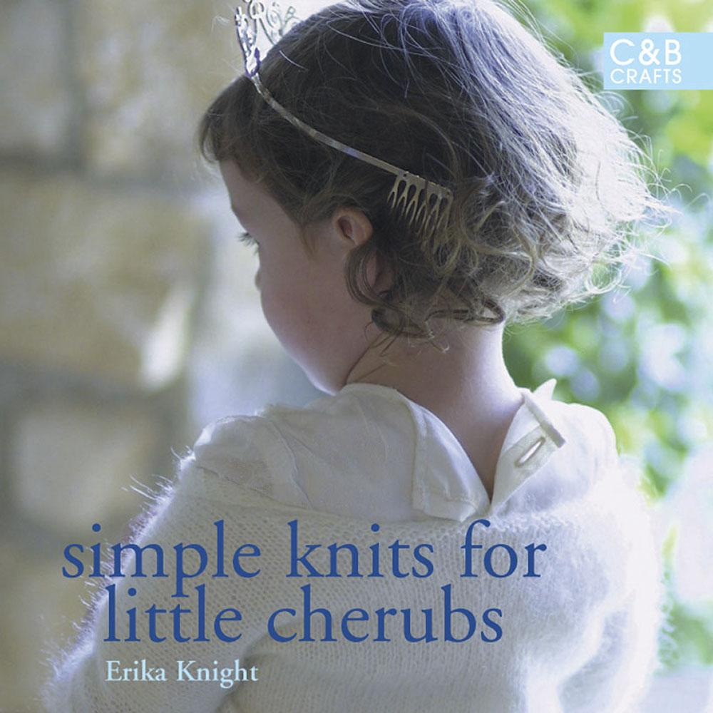Erika Knight Book Simple Knits for Little Cherubs