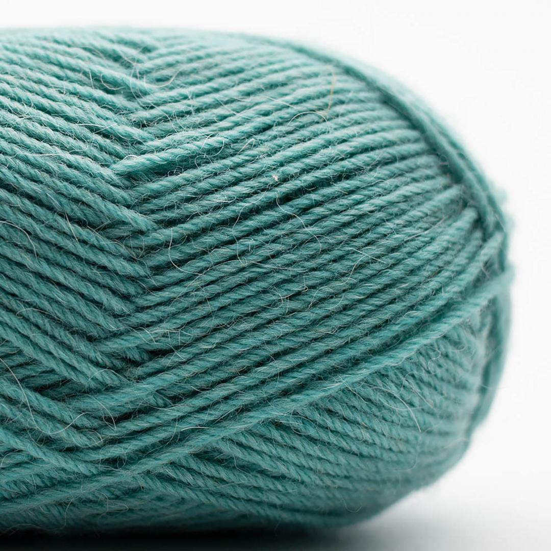 Kremke Soul Wool Edelweiss Alpaka 4-fach 25g Türkis