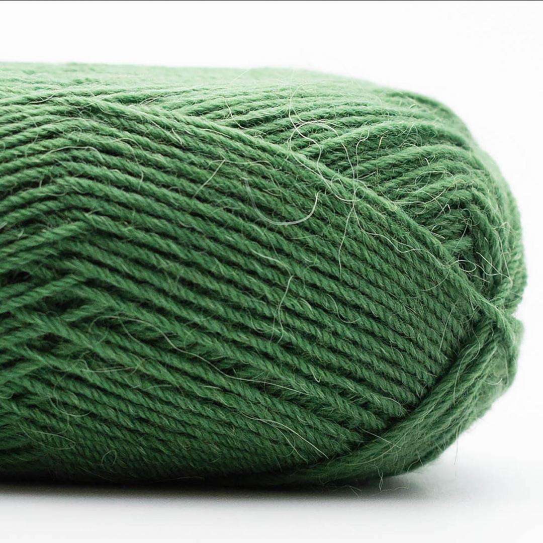 Kremke Soul Wool Edelweiss Alpaka 4-fach 25g Kaktus