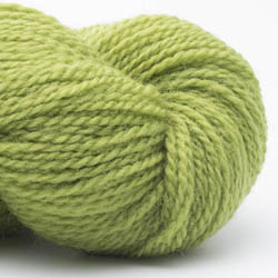 Erika Knight British Blue Wool Fingering Gras