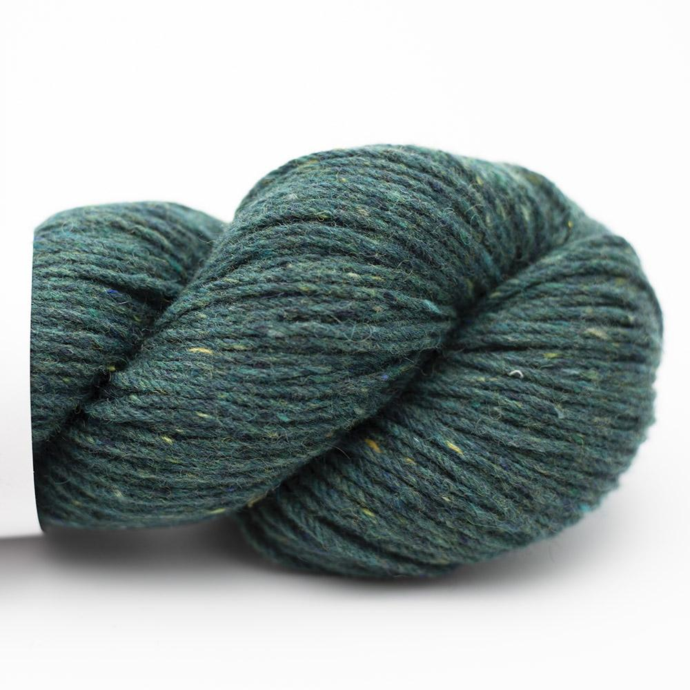 Kremke Soul Wool Reborn Wool recycled Dark Green Melange
