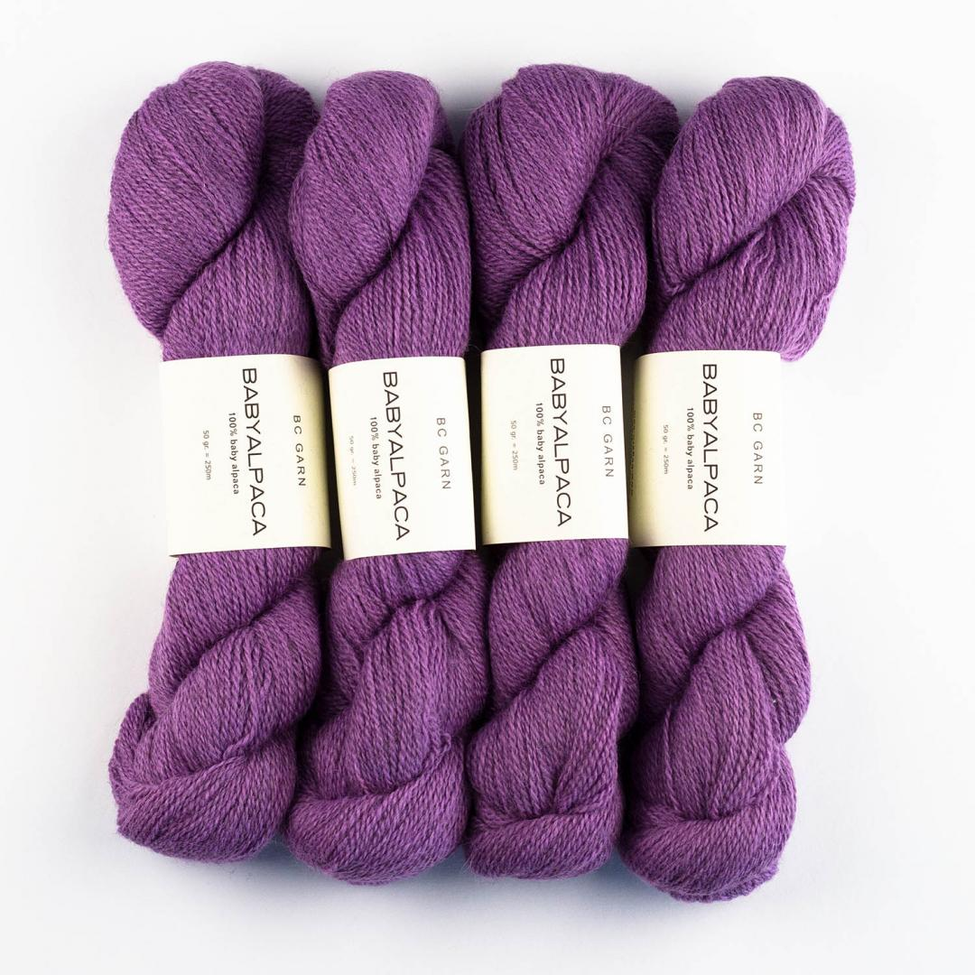 BC Garn Babyalpaca 10/2 Discontinued colors