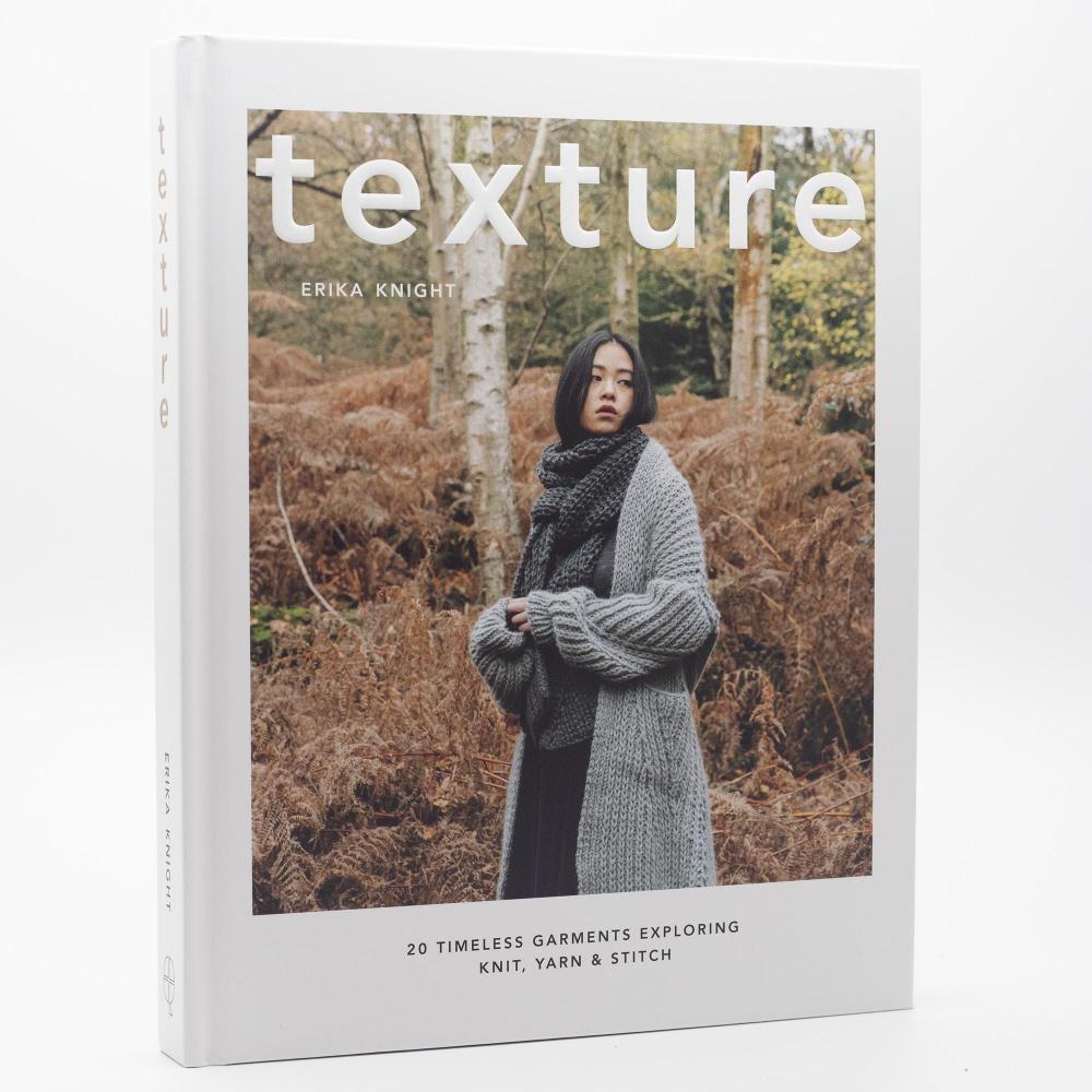 Erika Knight Buch Texture  DK strik med struktur