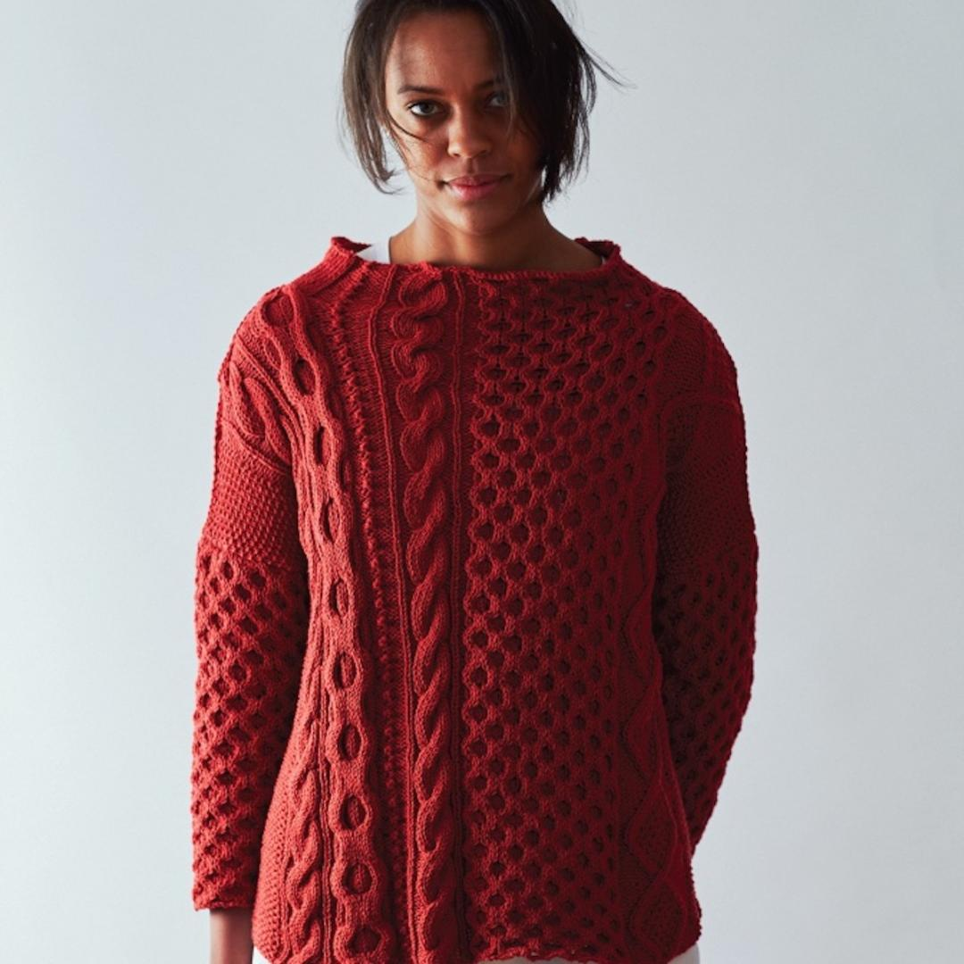 Erika Knight Printed patterns Gossypium discontinued designs