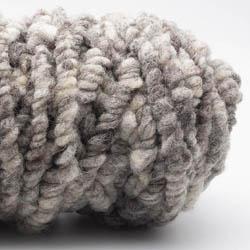 Kremke Soul Wool Rugby Teppichwolle GOTS ungefärbt Grau Braun ungefärbt