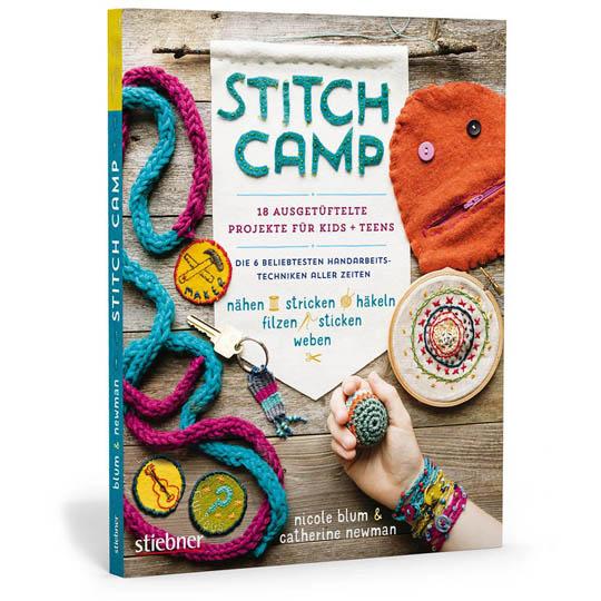 div. Buchverlage Stitch Camp by Nicole Blum & Catherine Newman