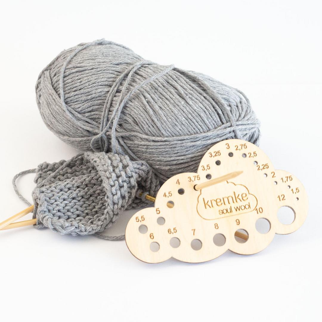 Kremke Soul Wool Nadelmaß