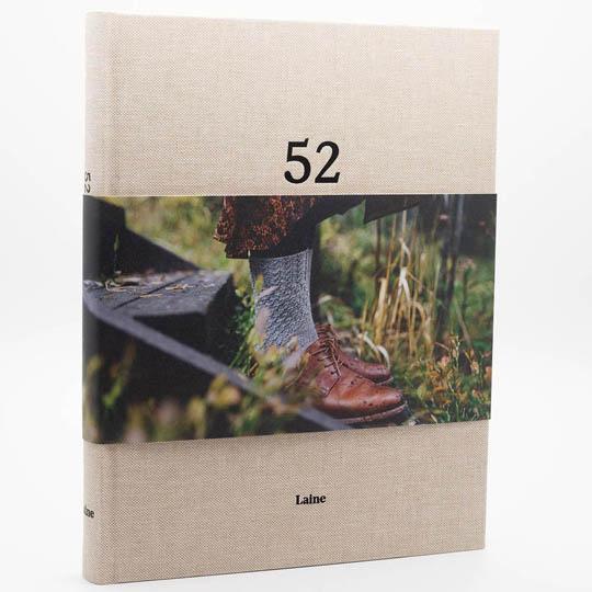 div. Buchverlage Laine 52 Weeks of Socks