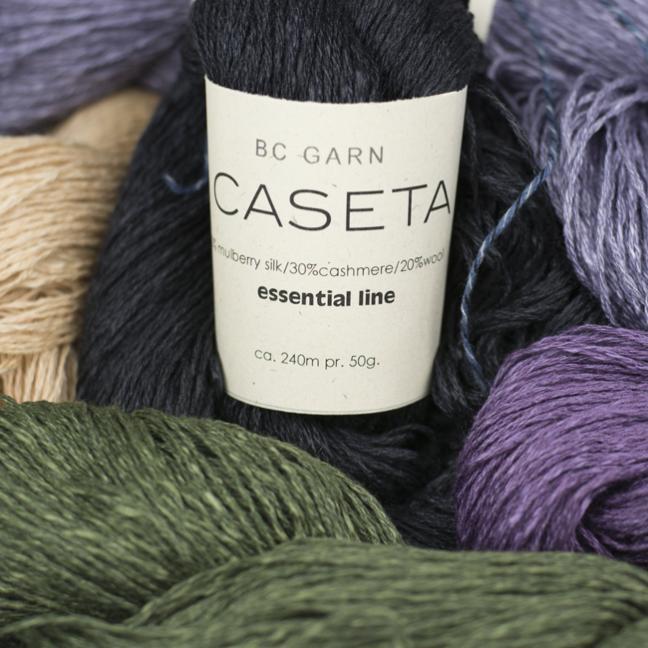 BC Garn Caseta  flieder