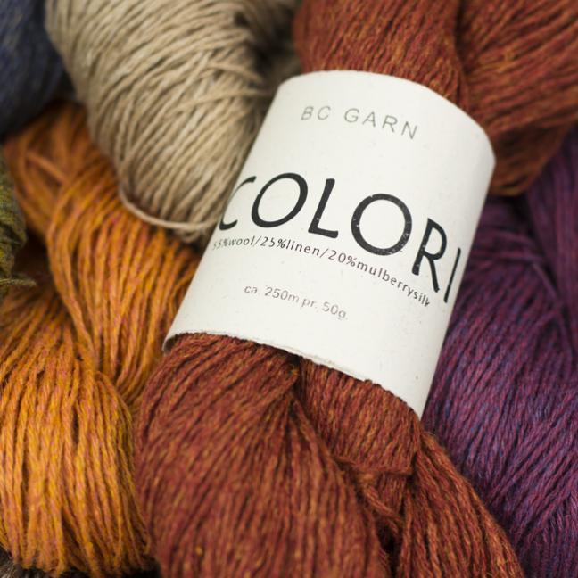 BC Garn Colori