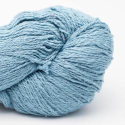 BC Garn Soft Silk graublau