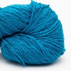 BC Garn Soft Silk blau