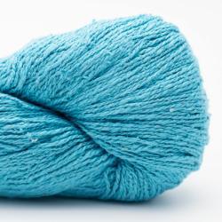 BC Garn Soft Silk türkis-blau
