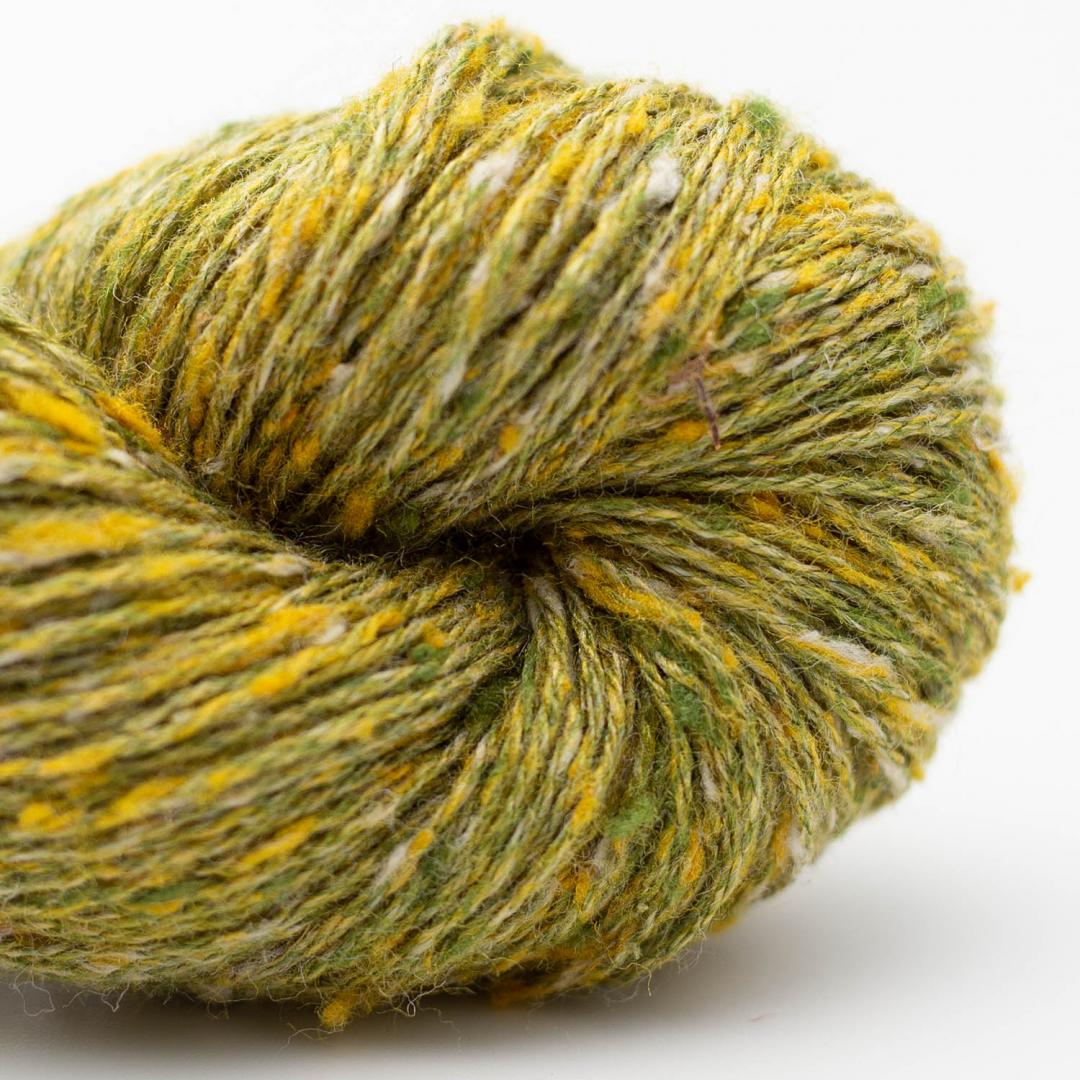 BC Garn Tussah Tweed green-phantasy-mix
